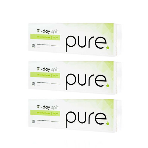 Pure 1-day 90-pack