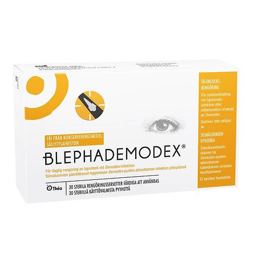 Blephademodex rengöringsservetter