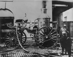Silsby Rotary Steamer