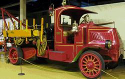1920 Mack Tow Truck