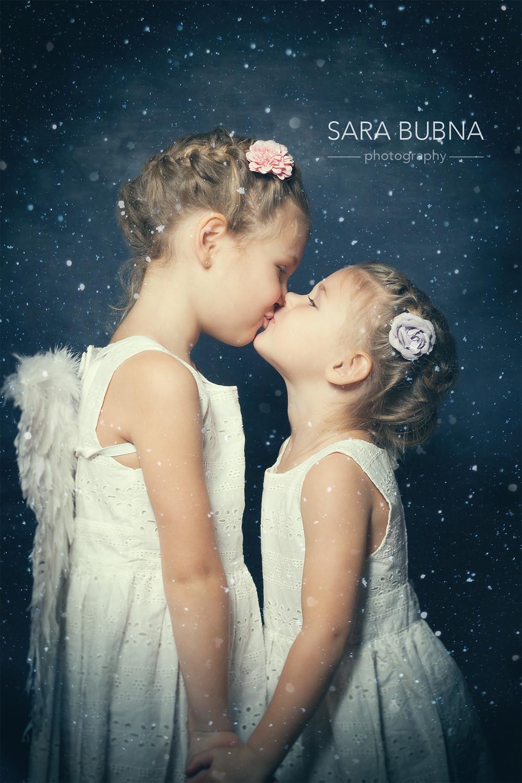 Kinderfotografie / Portraits Weihnachtsgeschenk Fotografie SARA BUBNA