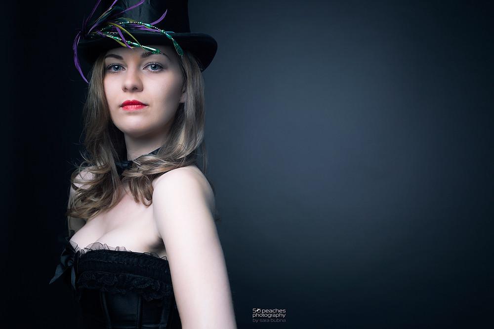 Ausdruckstarke Portraitfotografie SARA BUBNA, QAP, portraitfotograf, Salzburg
