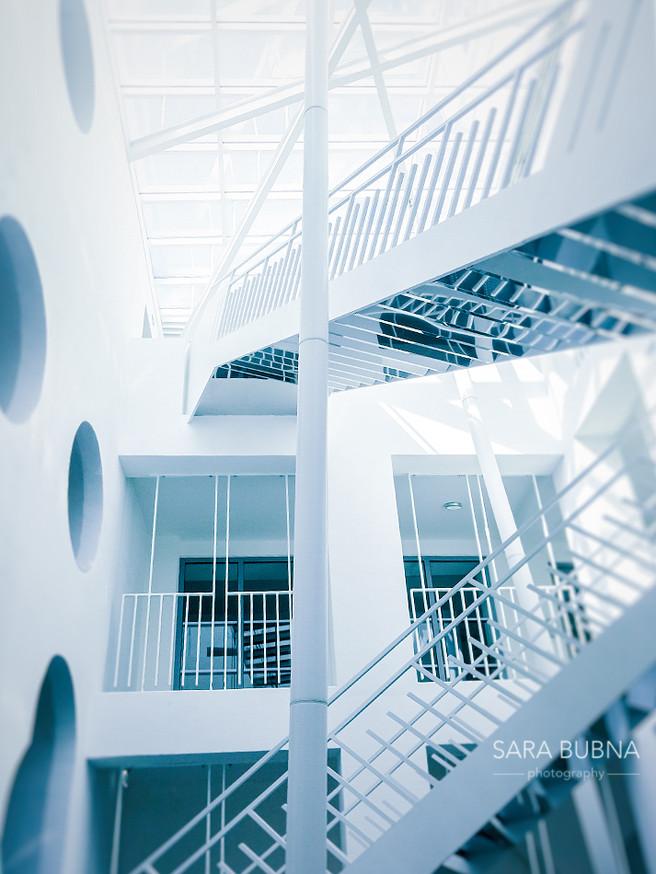Innenarchitektur Fotografie - Salzburger Rathaus - Neubau