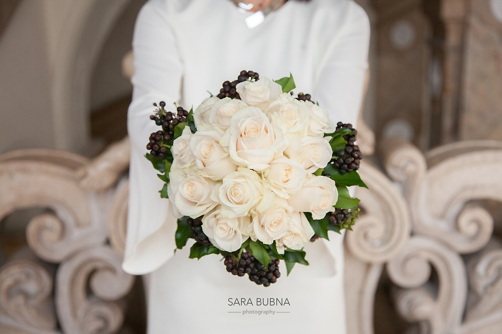 Hochzeit, Heiraten, Schloß Mirabell, Mirabellgarten. brautstrauss, Marmorsaal, SARA BUBNA photography, Sara Bubna, zert. Berufsfotografin, Salzburg, QAP, EP, Brautpaar,