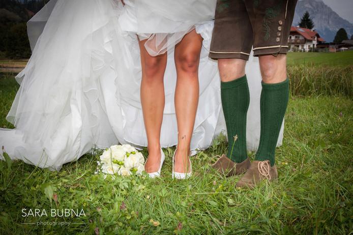 Hochzeitsfotografie in Gröbming, Steiermark