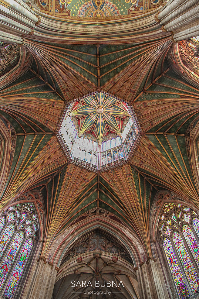 Ely Cathedral, Cambridshire, UK