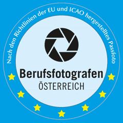 Nach den Richtlinien der EU und ICAO hergestelltes Passfoto, Sara Bubna, Fotografin Salzburg, Fotograf, Fotostudio Salzburg, Leopoldskron, Leopoldskron-Moos,