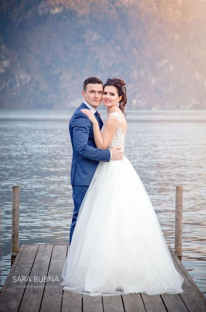 Hochzeitsfotografie in Gmunden am Traunsee