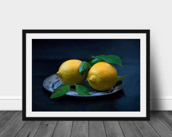 'dark lemon'