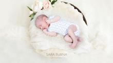 Neugeborenenfotos von SARA BUBNA photography