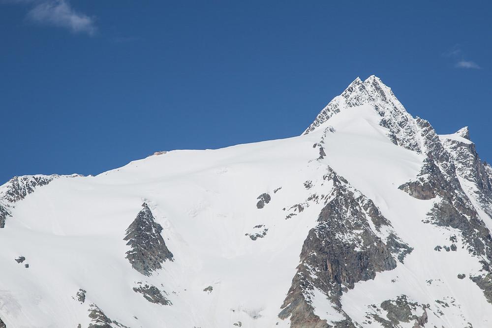 Großglockner, Erzherzog Johann Hütte, SARA BUBNA photography, Alpines Bauen