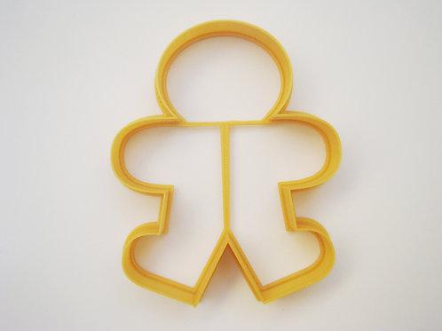 Cortador Gingerbread Man M1