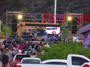 Balance positivo de una fiesta que reunió a más de 3 mil personas en Potrero de los Funes