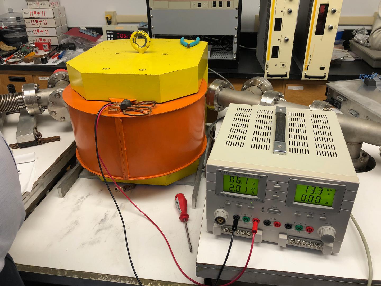 Revitalizing an old mass spectrometer