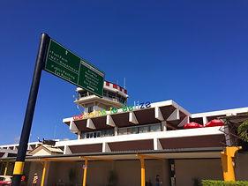 Belize City Airport shuttle service | Belize District