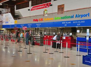 Belize International Airport, Belize Cit