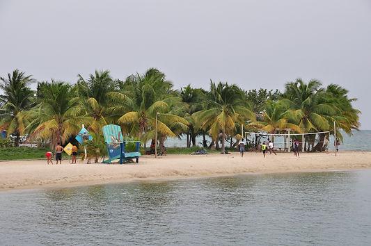 Placencia Belize beach view.JPG