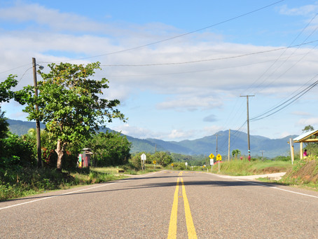 The Most Scenic Highway in Belize, Hummingbird Highway - Southern Belize Travel Route