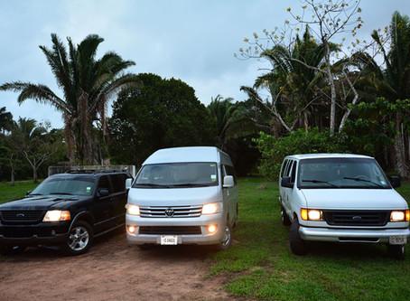 Travel Belize With Julian's Shuttle