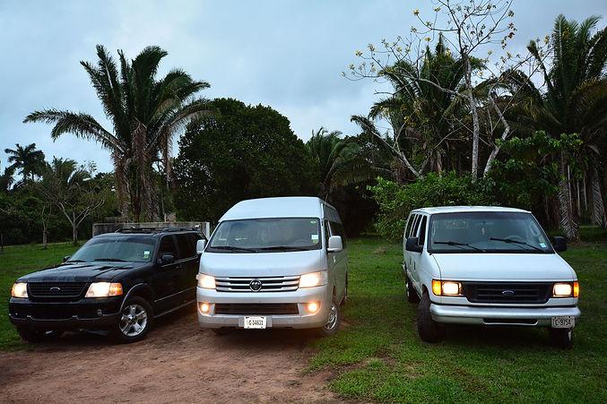 Belize Ground Shuttles