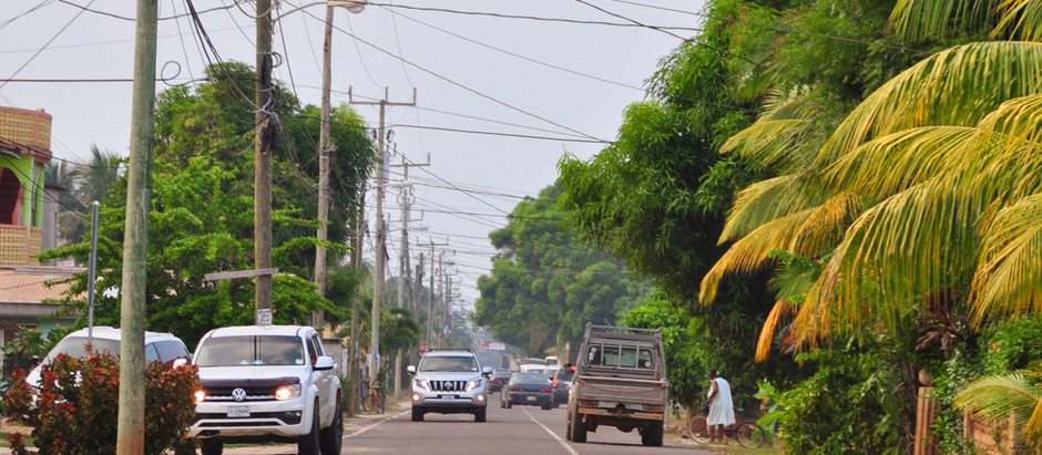 Getting to Hopkins Village from Belize City Municipal / International Airport PGIA
