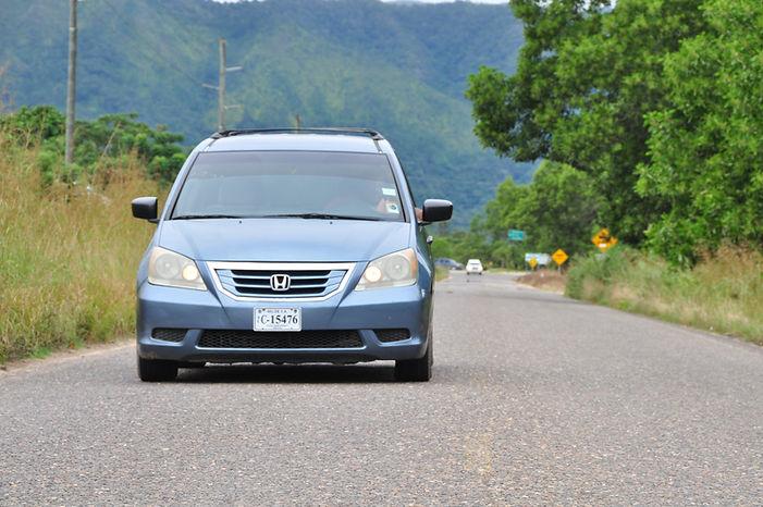 Placencia Village ground shuttle - Punta Gorda Toledo District, Belize