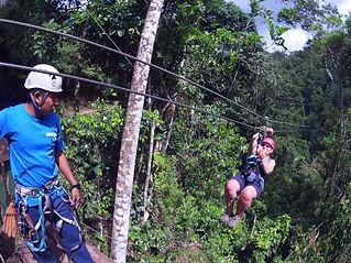 Belize Zipline Shuttle, Hopkins and Placencia