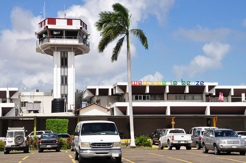 Belize International Airport - Ground Shuttle.JPG