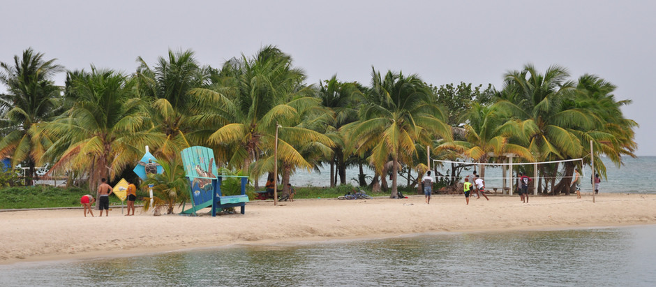 How to get to Placencia from BZE Airport?