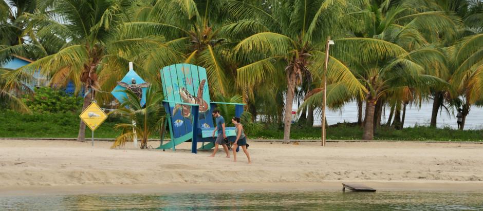 Placencia Village, Belize Beach Vacation Destination   Southern Belize