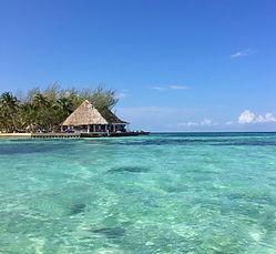 Southern Islands ( Caye ) - Hopkins Belize_