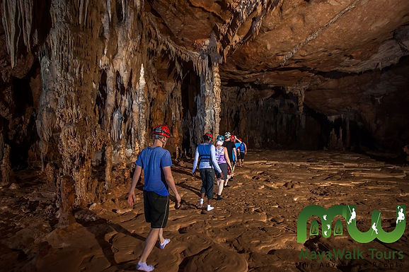 ATM Cave Tour in Cayo District, Belize.j