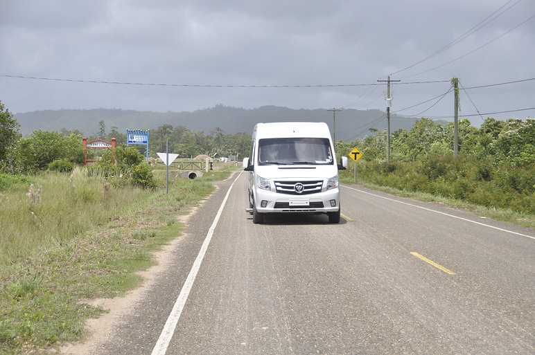 Belize Shuttle and Adventures - Julian Transfers and Tours