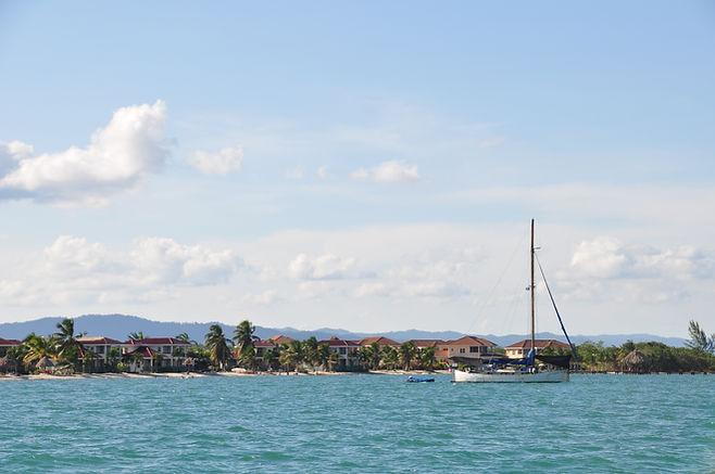 Hopkins Village Bay