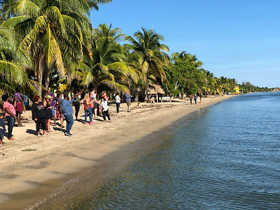 Hopkins Village Belize Beach Vacation