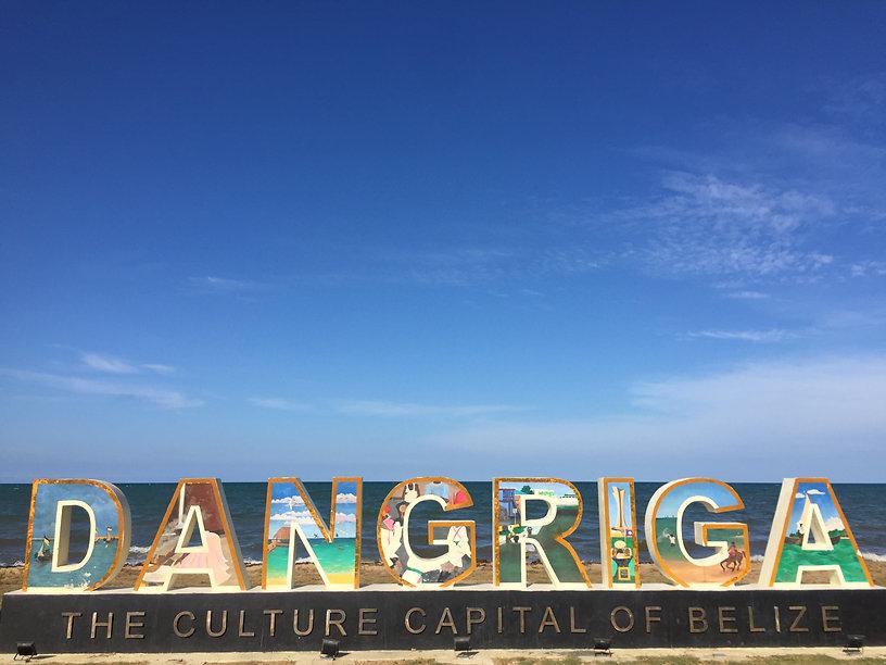 Dangriga Airport to Hopkins Village Shut