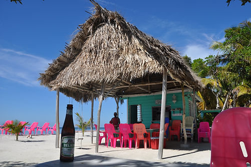 Bread and Butter Island - Hopkins Belize