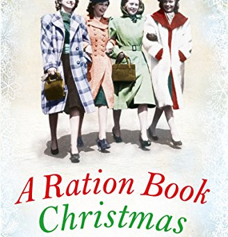 MY INTERVIEW WITH AUTHOR JEAN FULLERTON -  AND REVIEW OF HER LATEST BOOK 'A RATION BOOK CHRISTMA