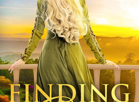 MY REVIEW OF 'FINDING ROSE' AND INTERVIEW WITH JULIE RYAN - AUTHOR