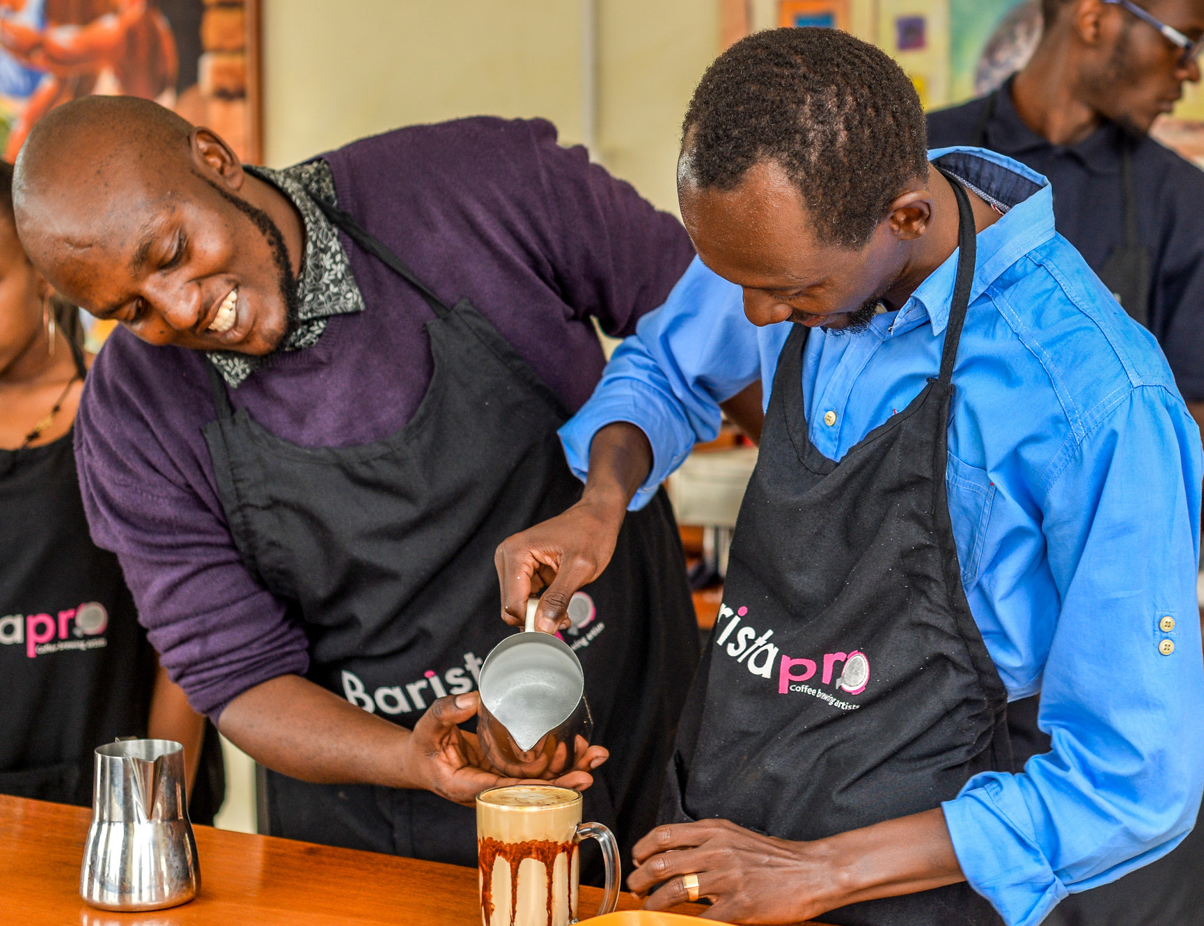 Contact Us   Nairobi   Baristapro Kenya
