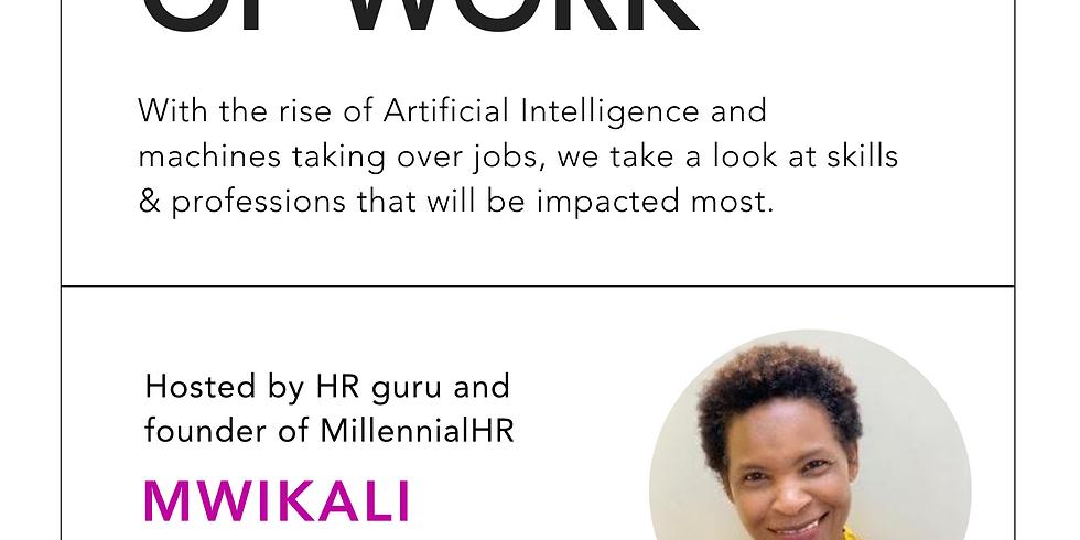 MillennialHR Talks: The Future of Work