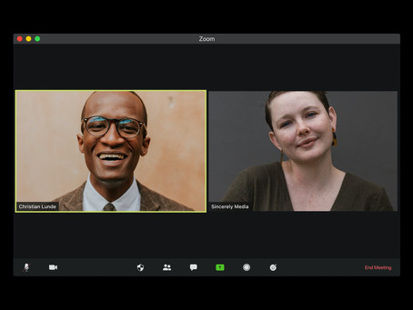 What are Some Top Tips for Handling Video Interviews?
