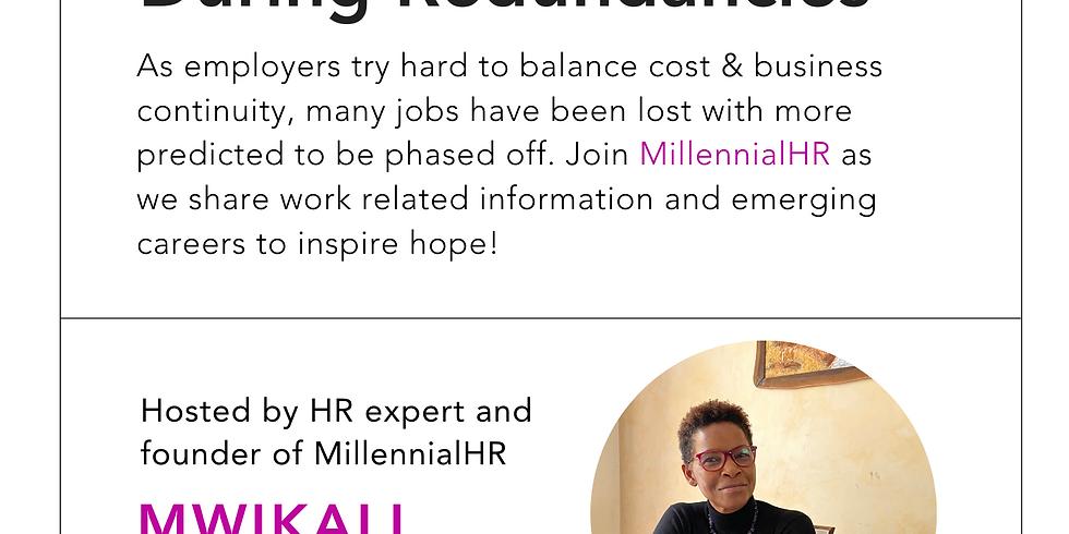 MillennialHR Talks: Employee Rights During Rendundancy