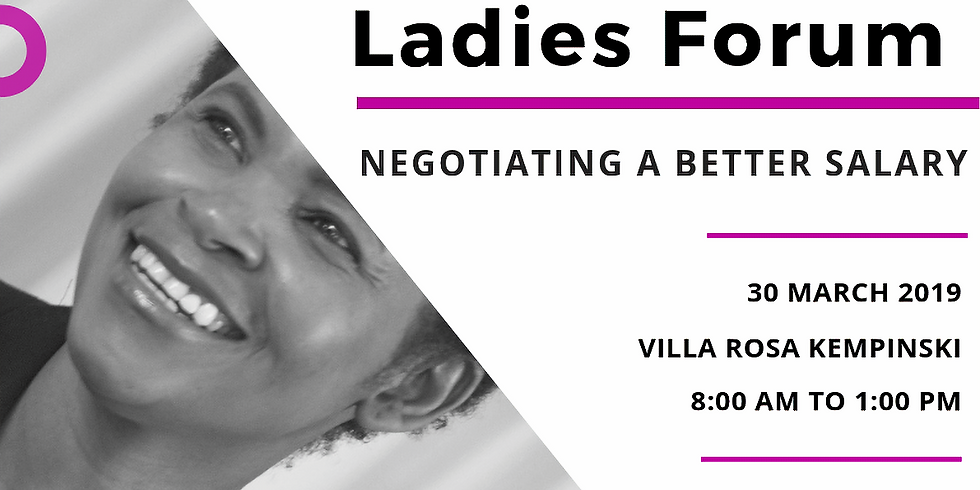 LevelUP Ladies Forum: Negotiating a Better Salary