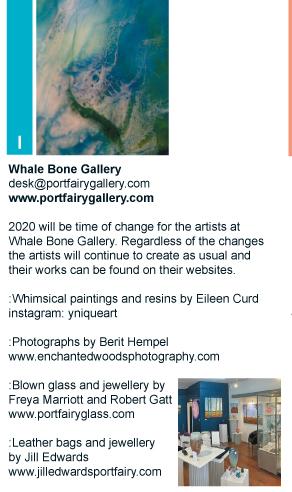 whale bone gallery