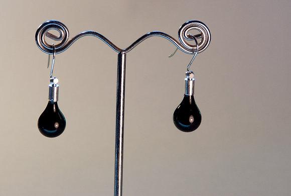 Tear drop earring