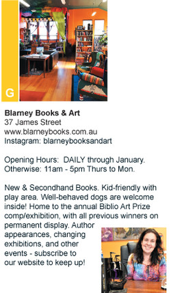 blarney books