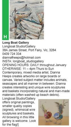 longboat gallery