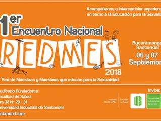 Participación Encuentro REDMES (Bucaramanga)