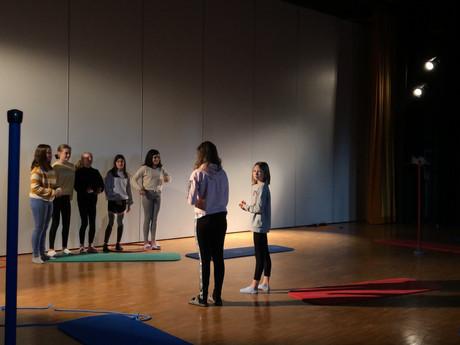 Nina's Theaterwoche
